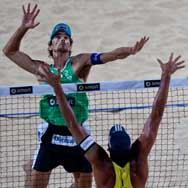 Beach Volley World Finals @ Foro Italico