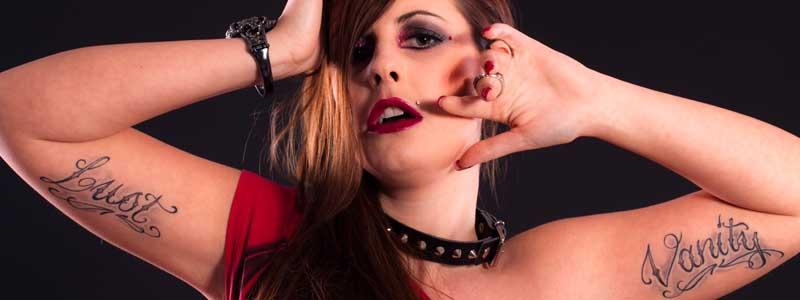 Rebel Glory & Kate Gomiero @ Makeup-Book Roma Studio