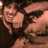 Fabrizio Moro & Pier Cortese @ Senza Filtro