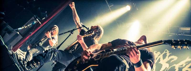 Rotting Christ @ Redemption Festival 2013