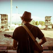 Fabrizio Moro (soundcheck) @ Rock in Roma