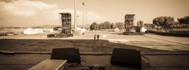 Fabrizio Moro (soundcheck) @Rock in Roma