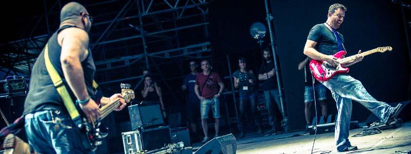 Fabrizio Moro (opening act) @ Rock in Roma