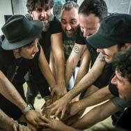 Fabrizio Moro (soundcheck & backstage) @ Auditorium Conciliazione